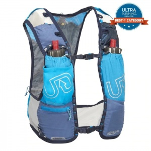 Ultimate Direction Ultra Vest 4.0 hydratatievest 10,3 l blauw