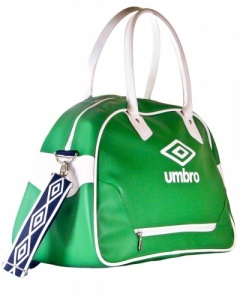 Umbro New York Cosmos Diamond Holdall Tas 50x32x21cm Groen