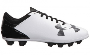 Under Armour voetbalschoenen Spotlight DL Junior wit