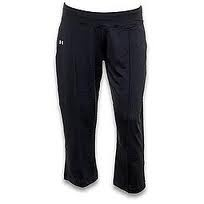 Under Armour Sportbroek lang Agility Pant zwart