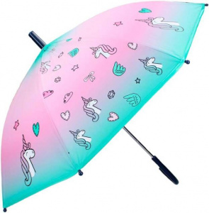 Vadobag children's umbrella Unicorn 73 cm pink/green