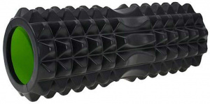 Urban Fitness massage roller 30 cm rubber black