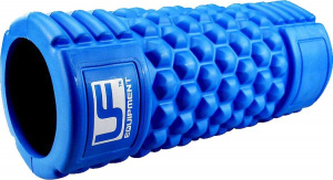 Urban Fitness massage roller 33 cm rubber blue