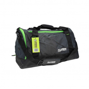 Urban Fitness sports bag 40 cm polyester grey