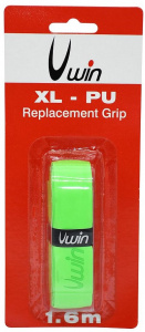 Uwin grip hockey/hurling 1,88 mm synthetisch groen