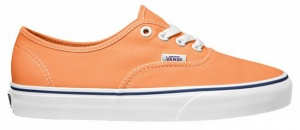 Vans sneakers Authentic junior oranje