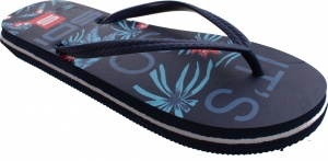 VDM teenslippers It's so SDI dames marineblauw maat 39-S