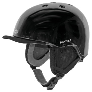 Ventura ski helmet Cool junior black size 50-54 cm