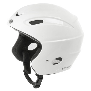 Ventura ski helmet Racing Star II Kids junior white size 48-54 cm