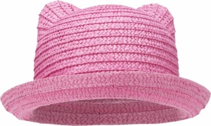 Waimea Straw Animal junior pink universal