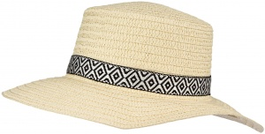 Waimea straw hat Giji ladies 56 cm beige