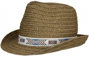 Waimea Straw hat Janeiro Junior brown