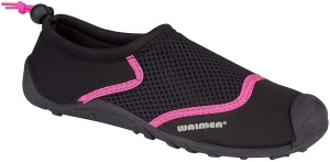 Waimea water shoes Wave Rider pink
