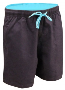 Waimea Swim Shorts Navy Junior / Aqua