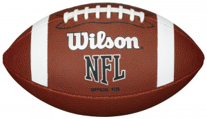 Wilson american football NFL Official bruin