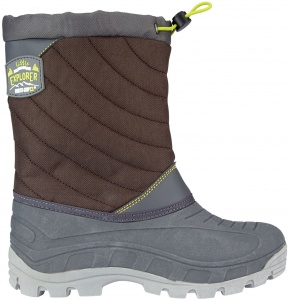 Winter-Grip snowboots Northern Explorer junior bruin