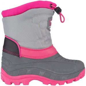 Winter-Grip snowboots Northern Flicka meisjes roze