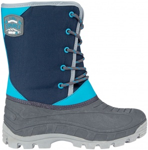 Winter-Grip snowboots Northern Hiker jongens blauw