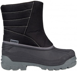 Winter-Grip snowboots Snow Base junior zwart/grijs