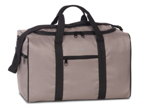 Worldpack travel bag 40 x 25 cm 20 litres polyester grey