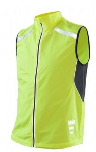 Wowow Dark Jacket 5.0 Fluorgeel Reflecterend Dames