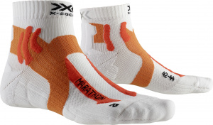 X-Socks laufsocken MarathonNylon orange