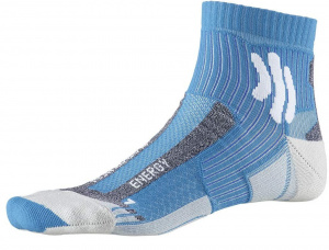 X-Socks laufsocken MarathonPolyamid blau