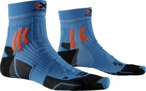X-Socks laufsocken Trail RunPolyamid blau