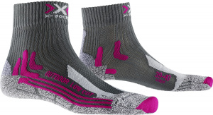 X-Socks wandersocken Outdoor LowPolyamid anthrazit