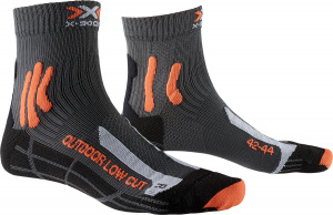 X-Socks wandersocken Outdoor Niedriges Polyamid orange