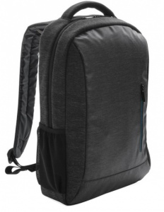 XD Collection laptop backpack 15.6 inch polyester grey