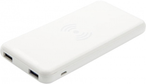 XD Collection powerbank 4000 mAh 13,9 x 6,9 cm ABS wit