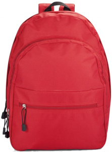 XD Collection rucksack 17 Liter 44 x 34 cm Polyester rot