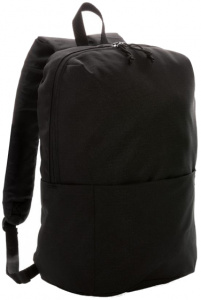 XD Collection backpack casual 10 litres polyester black