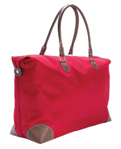 XD Collection wochenendtasche 30 Liter 67 x 37 cm Mikrofaser rot