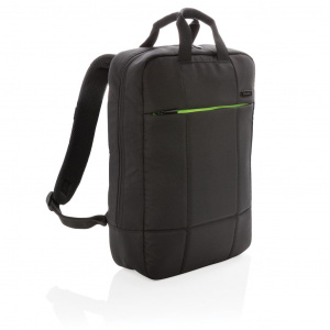 XD Xclusive laptop backpack SohoBusiness 12 litres polyester black