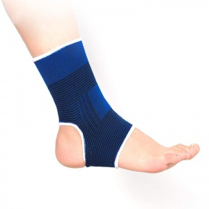 XQ Max unisex blue ankle support
