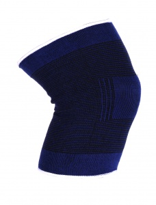XQ Max knee support unisex blue