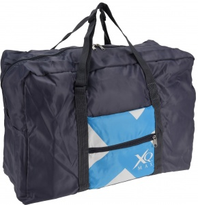 XQ Max sports bag foldable 35 litres dark blue/blue