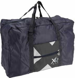 XQ Max sports bag foldable 35 litres dark blue/black
