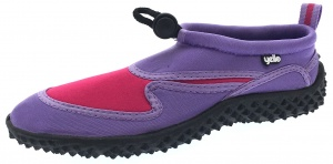 Yello water shoes purple/pink