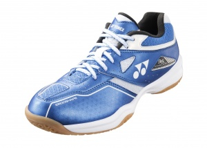 734e563c0c9824 Gratis ticket Yonex Dutch Open Yonex Badmintonschoenen Power Cushion 36  blauw dames