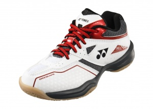 Yonex Badmintonschoenen Power Cushion 36 wit junior