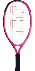 Yonex tennisracket EZone Jr. 17 inch junior roze gripmaat L4