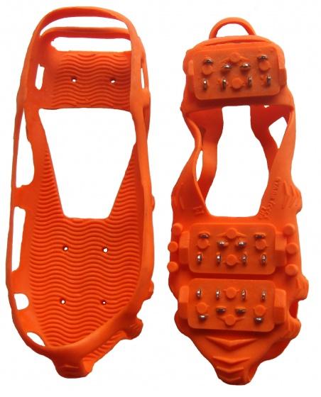 32 North anti slipzolen stabilicers Lite oranje maat 35 39