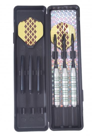 Abbey Darts Shuttle Steeltip Darts Nikkel 21 Gram