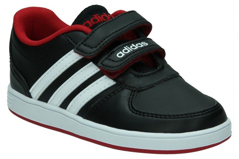 Adidas Sneakers Hoops Junior Zwart Maat 21