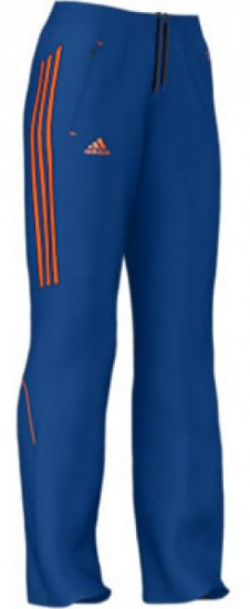 Adidas Sportbroek Lang Team Nederland dames blauw maat XXS