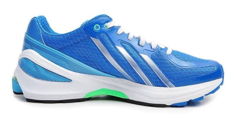 Adidas Adizero F50 Hardloopschoenen Heren Blauw Maat 40 2-3