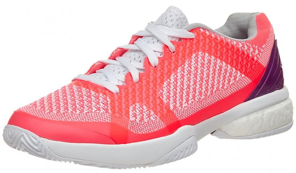 adidas SMC Barricade Boost tennisschoenen dames rz mt 37 1/3